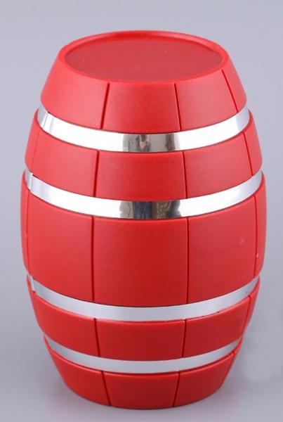 Винный набор бочка красная