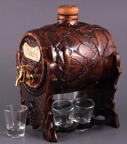 Набор для виски/водки Изящность