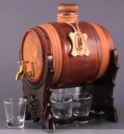Набор для виски/водки Паруса