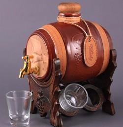 Набор для водки/виски Паруса 3