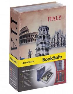 """Книга - сейф """"Италия"""", 18 см"""
