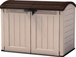 Ящик для внешнего хранения Keter Store It Out Ultra Бежево-коричневый