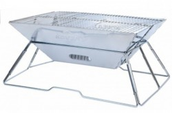 Гриль на углях Kovea Magic II Stainless BBQ KCG-0901