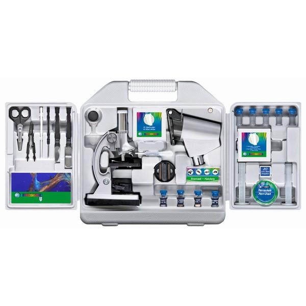 Микроскоп Bresser Junior 300x-1200x с кейсом (914460)