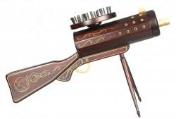 Минибар Пулемет с аппликацией