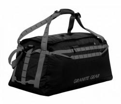 Сумка-рюкзак дорожная Granite Gear Packable Duffel 100 Black/Flint