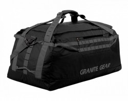 Сумка-рюкзак дорожная Granite Gear Packable Duffel 145 Black/Flint