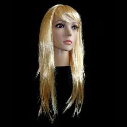 Парик Ровный блонд