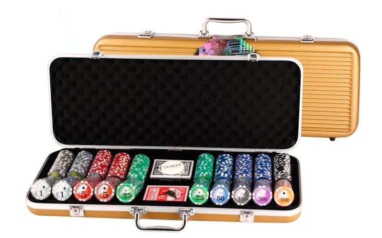 Покерный набор Техасский холдем