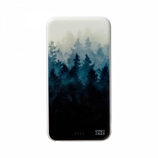 Power Bank Туманный лес
