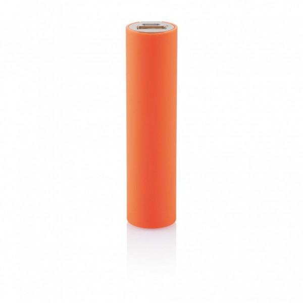 Power Bank Портативное зарядное устройство Bright оранжевое