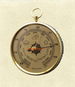 Настенный интерьерный барометр Moller 201107