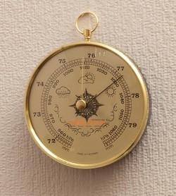 Настенный интерьерный барометр Moller 201109