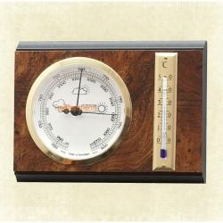 Настенный интерьерный барометр Moller 202214 с термометром.
