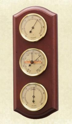 Барометр Moller 203380 с термометром и гигрометром