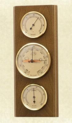 Барометр Moller 203802 с термометром и гигрометром