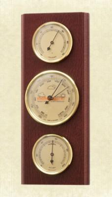 Барометр Moller с термометром и гигрометром 203804