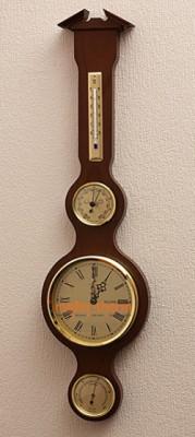 Настенный интерьерный барометр Moller 204981