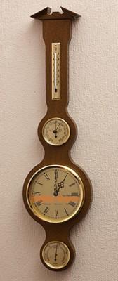 Настенный интерьерный барометр Moller 204982