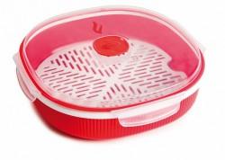 Пластиковый контейнер для приготовления еды на пару, 2 л