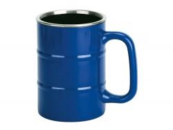 Кружка Баррель синяя