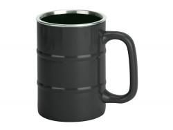 Кружка Баррель черная