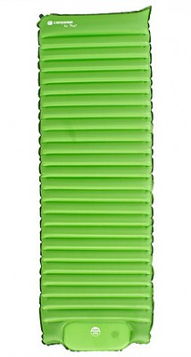 Коврик туристический Caribee Air Plus+ Pad Green