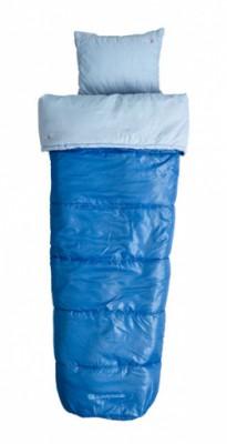 Спальный мешок Caribee Cloud 9 Kids / +8°C Sky Blue (Left)
