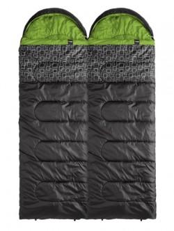 Спальный мешок Caribee Moonshine Twin Set / 7°C