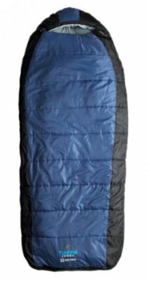 Спальный мешок Caribee Tundra Jumbo / -10°C Steel Blue (Right)