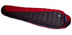 Спальный мешок Sir Joseph Erratic plus II 1000/190/-14.3°C Red/Blue (Right)