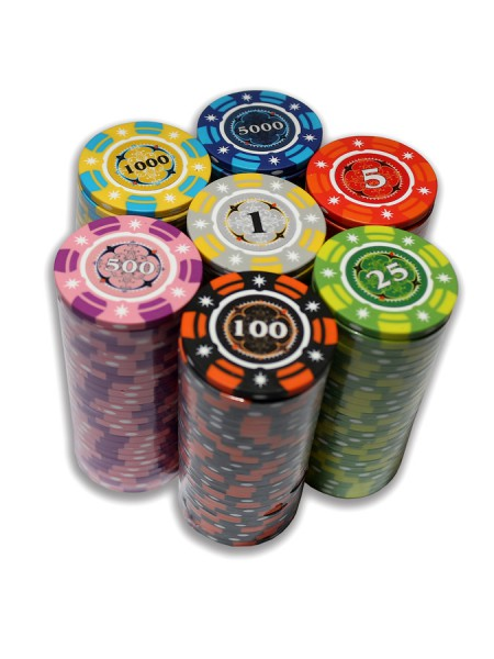 "Покерный набор ""Star Chips - 500"""