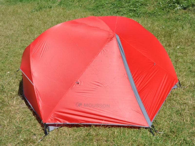 Палатка MOUSSON AZIMUT 3 RED