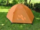 Палатка MOUSSON DELTA 2 AL ORANGE