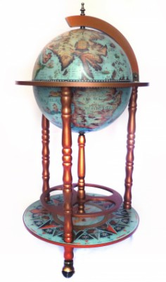 Глобус Бар 36001L-G
