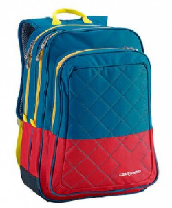 Рюкзак городской Caribee Freshwater 30 Lagoon Blue/Red