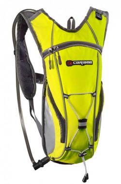 Рюкзак спортивный Caribee Hi Vis Flow 2L Yellow