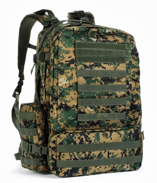 Рюкзак тактический Red Rock Diplomat 52 (Woodland Digital)