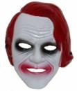 Маска Джокер красная