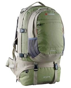 Рюкзак туристический Caribee Jet pack 65 Mantis Green