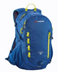 Рюкзак туристический Caribee X-Trek 28 Sirius Blue/Hyper Yellow