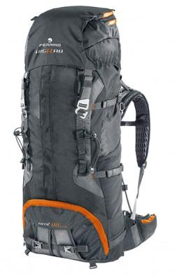 Рюкзак туристический Ferrino XMT 80+10 Black