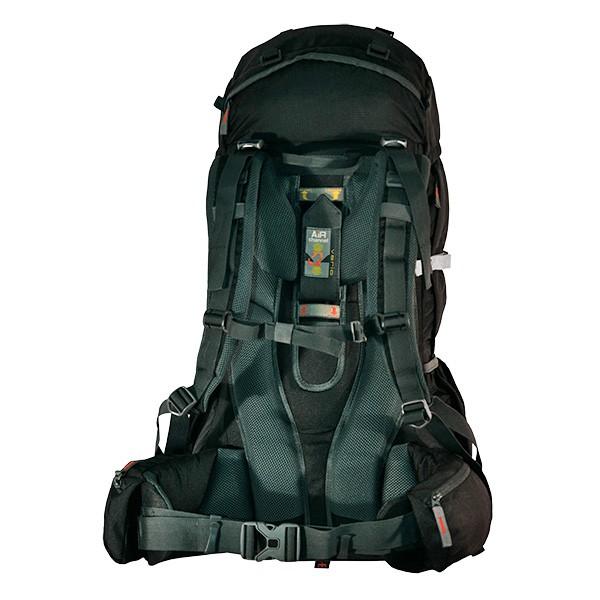 Рюкзак туристический High Peak Equinox 42 (Black)
