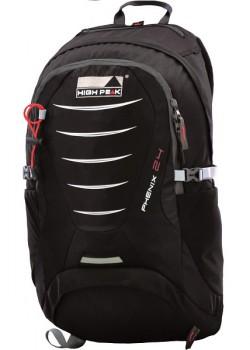 Рюкзак туристический High Peak Phenix 24 (Black)