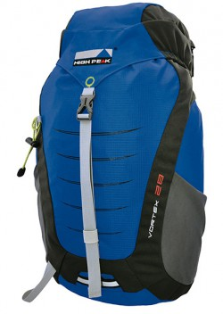 Рюкзак туристический High Peak Vortex 28 (Blue/Dark Grey)