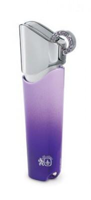 Зажигалка Colibri COSMOPOLITAN фиолетовая